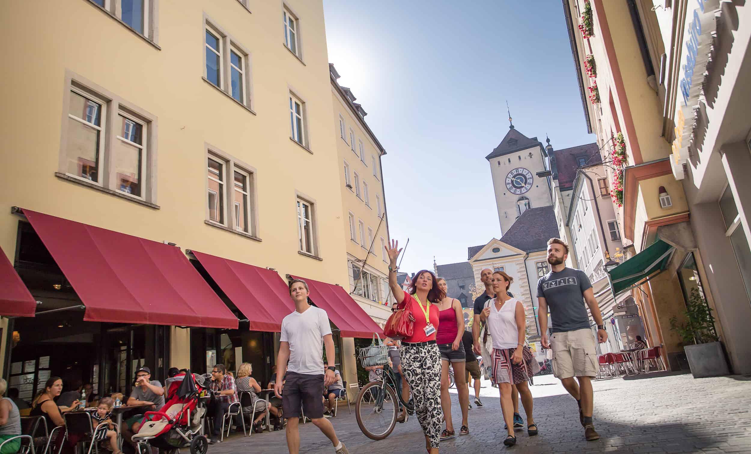 Tourismus in der Region Regensburg weiter im Aufwind