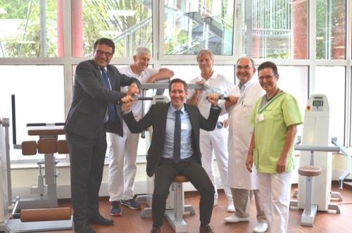Asklepios Klinikum erhöht Reha-Standard
