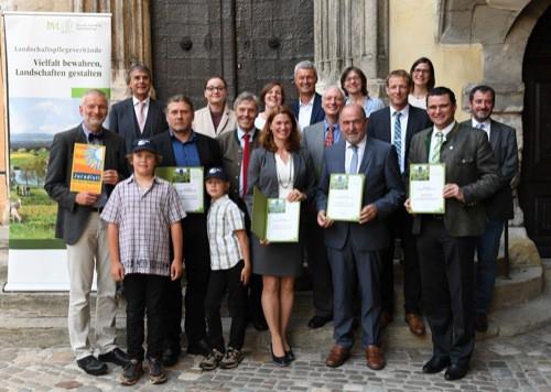 Mitgliederversammlung des Landschaftspflegeverbandes Regensburg