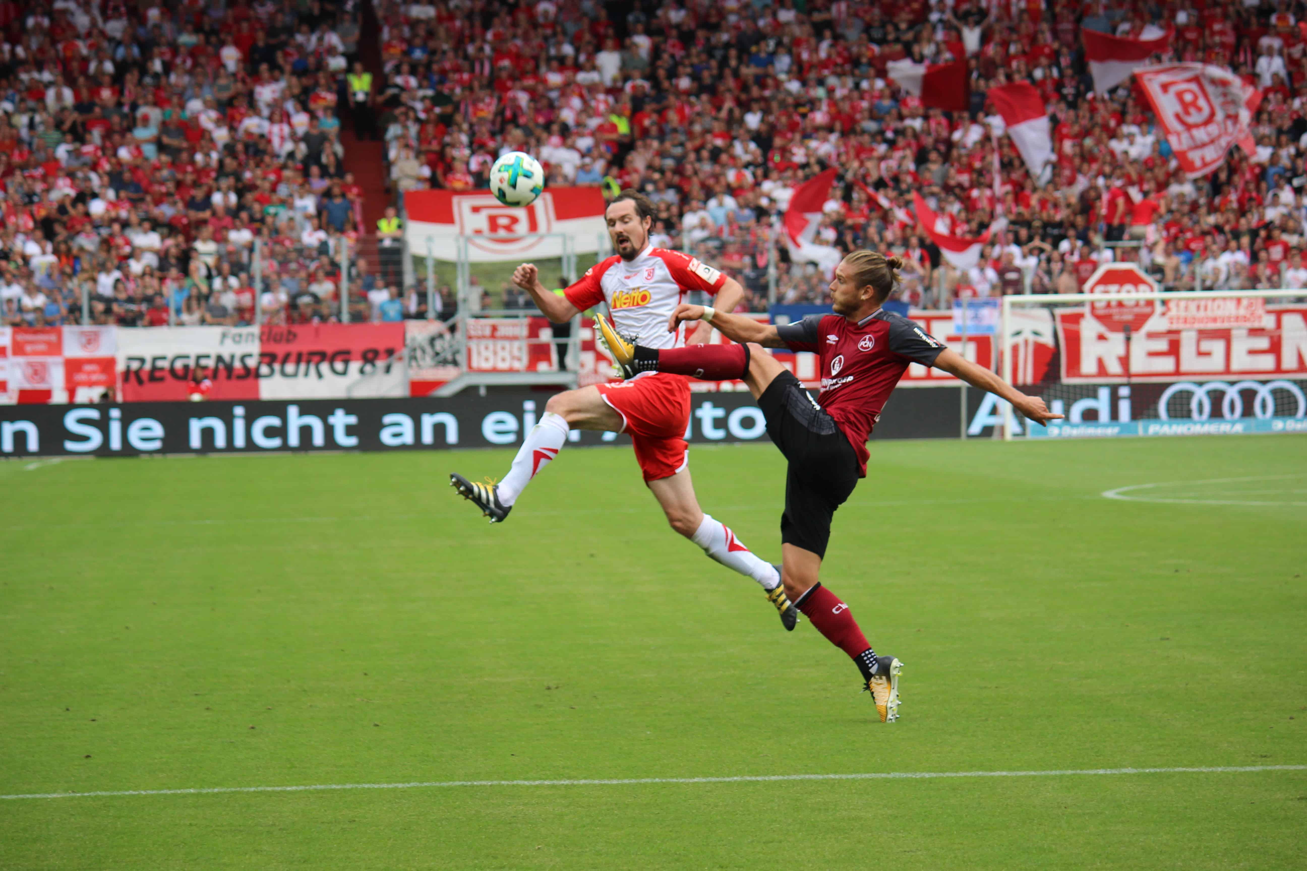DFB-Pokal: Jahn Regensburg empfängt Darmstadt 98