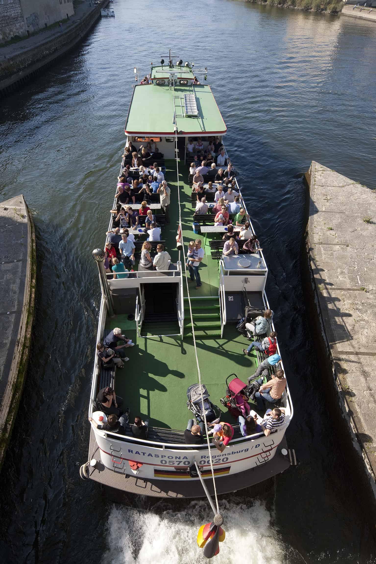 Tolle Angebote der Personenschifffahrt Klinger