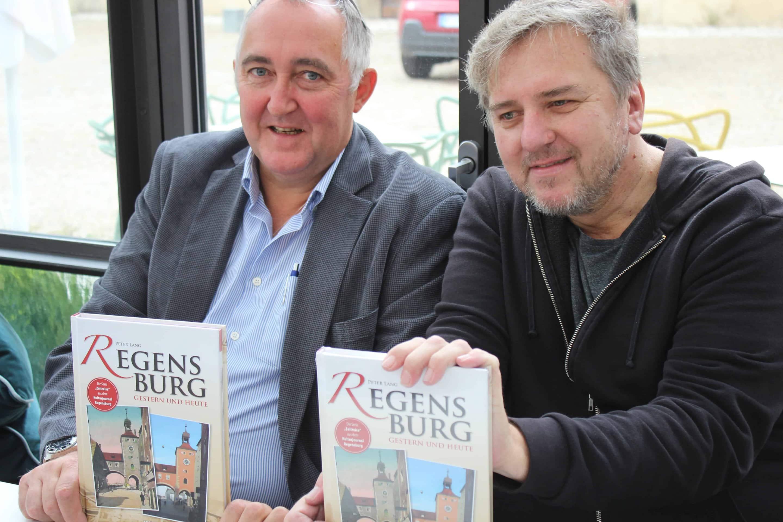 Neues Buch: Regensburg – Gestern und Heute in tollen Bildern