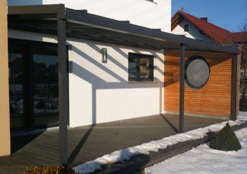Maßgeschneiderte Wintergärten und Überdachungen von Hofmann aus Regensburg