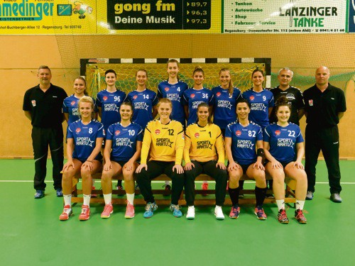 Handball: Damen des ESV 1927 Regensburg starten in die neue Drittliga-Saison