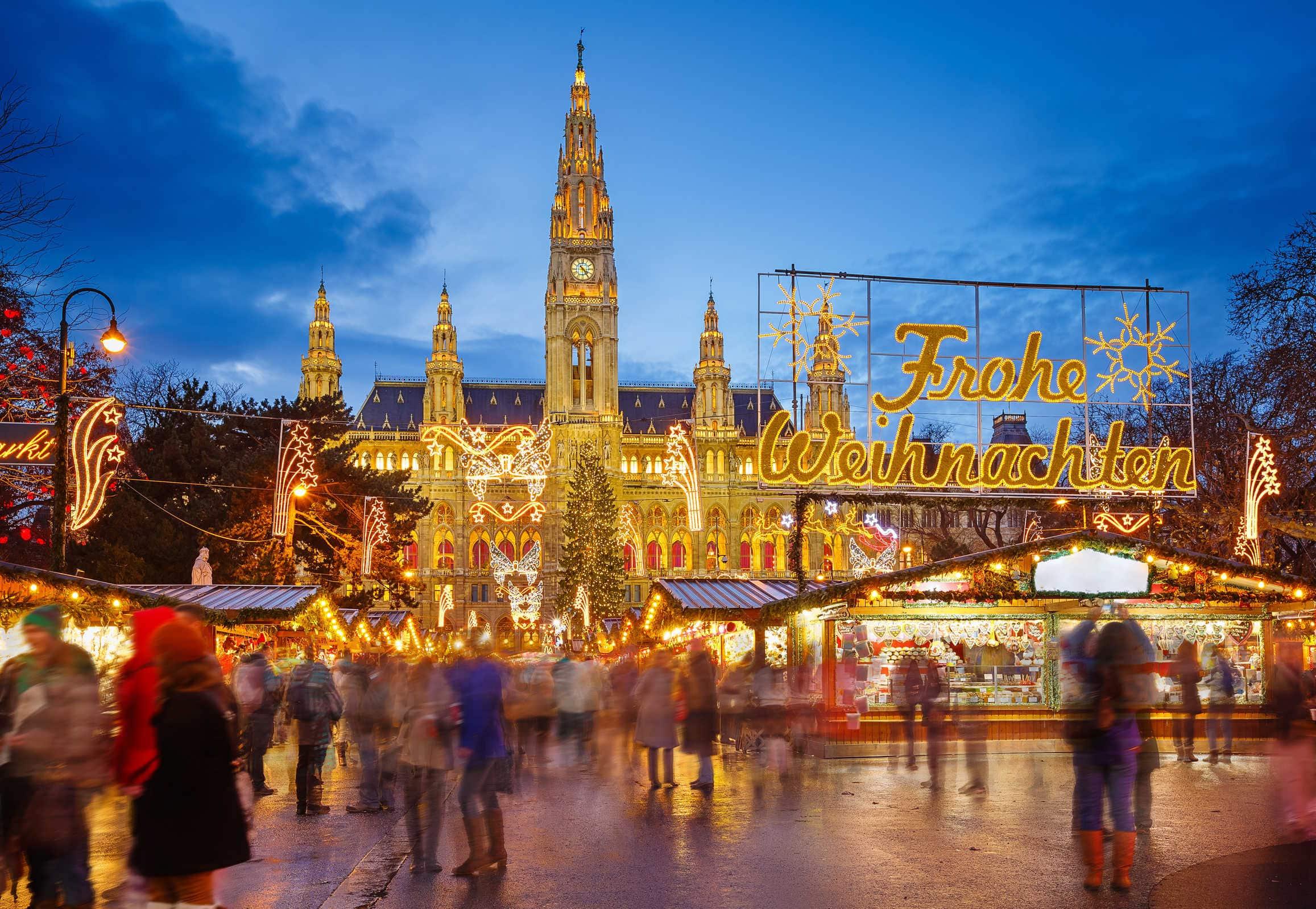 Mit NRS gute Reise in Österreichs Hauptstadt