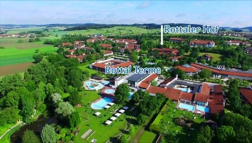 Welless-Urlaub im Sonnenhof und Rottaler Hof