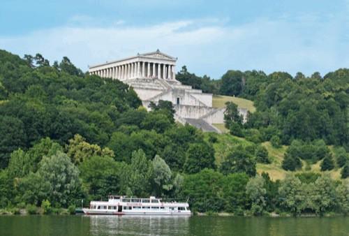 Oh, du prächtige Walhalla – ein bedeutendes deutsches Nationaldenkmal wird 175 Jahre alt