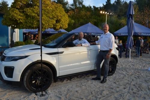 Autohaus Dünnes feiert 15 Jahre Land Rover