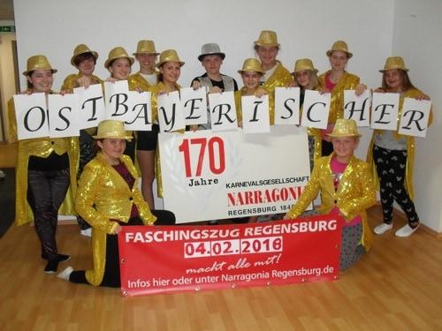Fachingsumzug Regensburg: Es werden noch Teilnehmer gesucht
