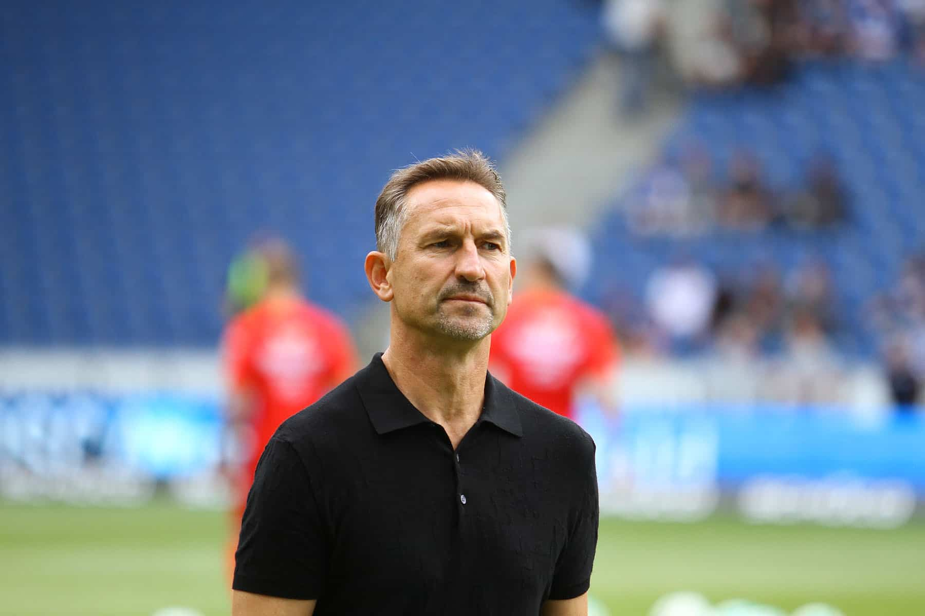 Jahn Regensburg: Trainer Achim Beierlorzer im großen Blizz-Interview
