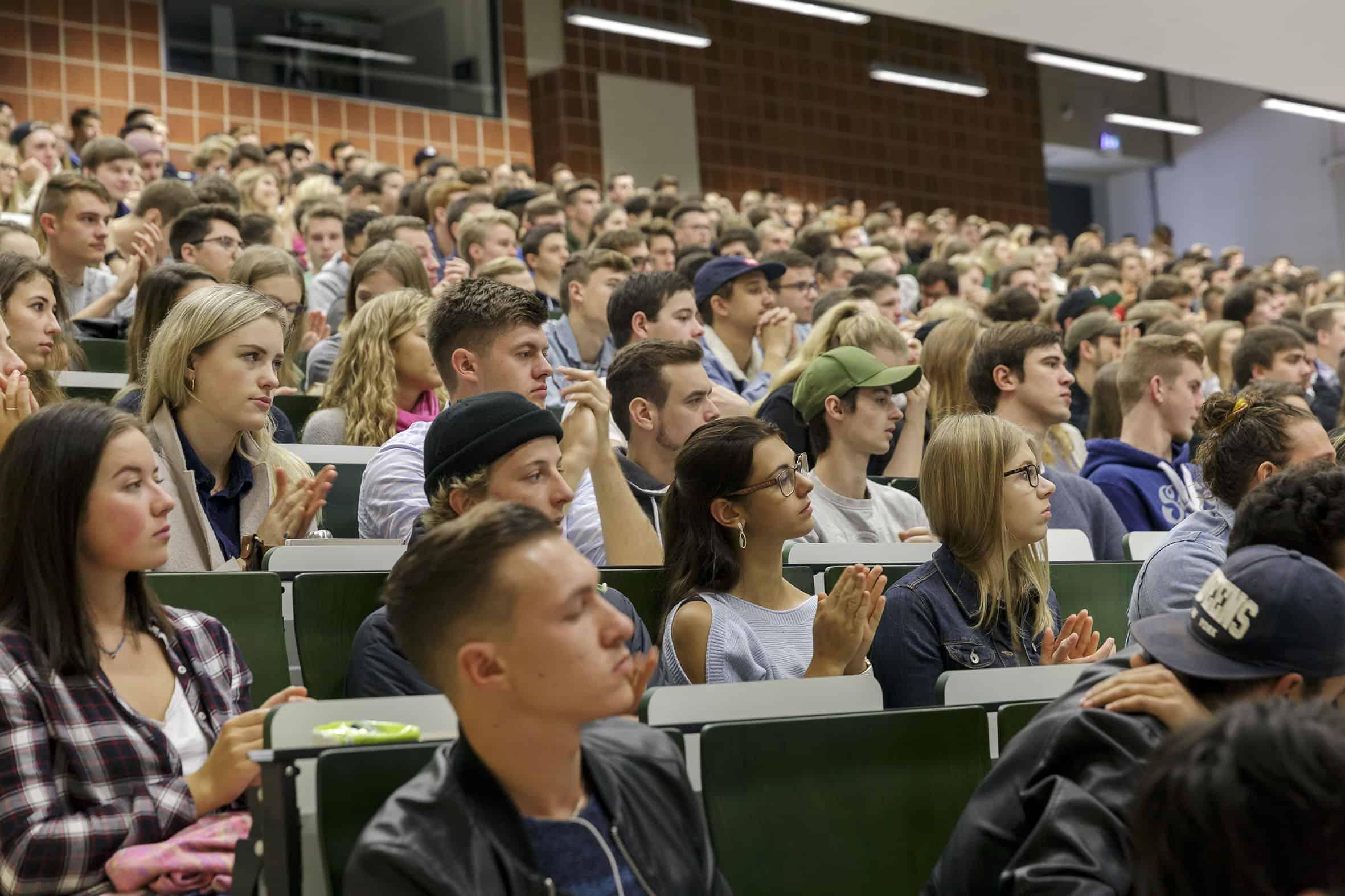 2.700 Erstsemester an der OTH Regensburg