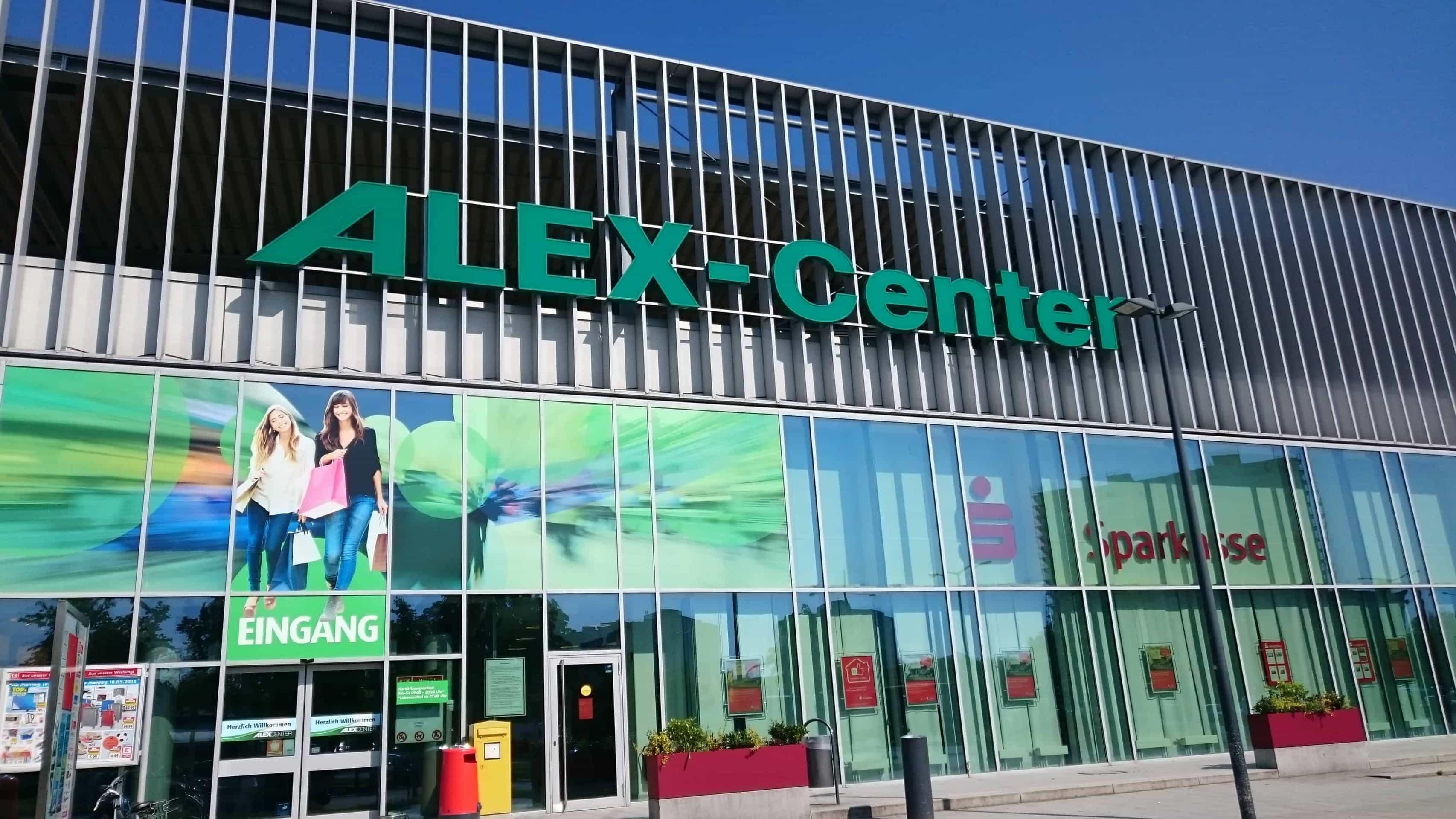 Alex-Center feiert runden Geburtstag