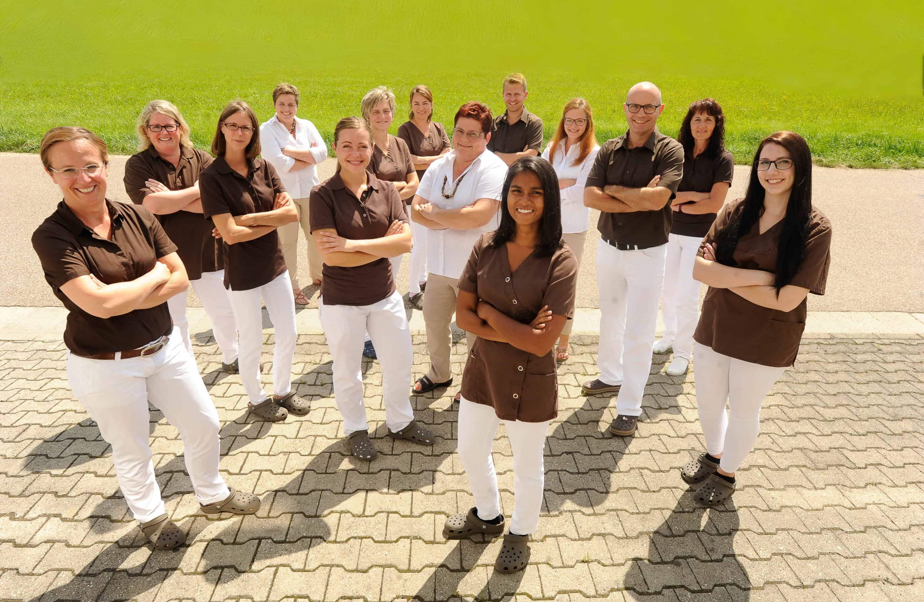 20 Jahre Zahnarztpraxis Hofmann Graß in Obertraubling