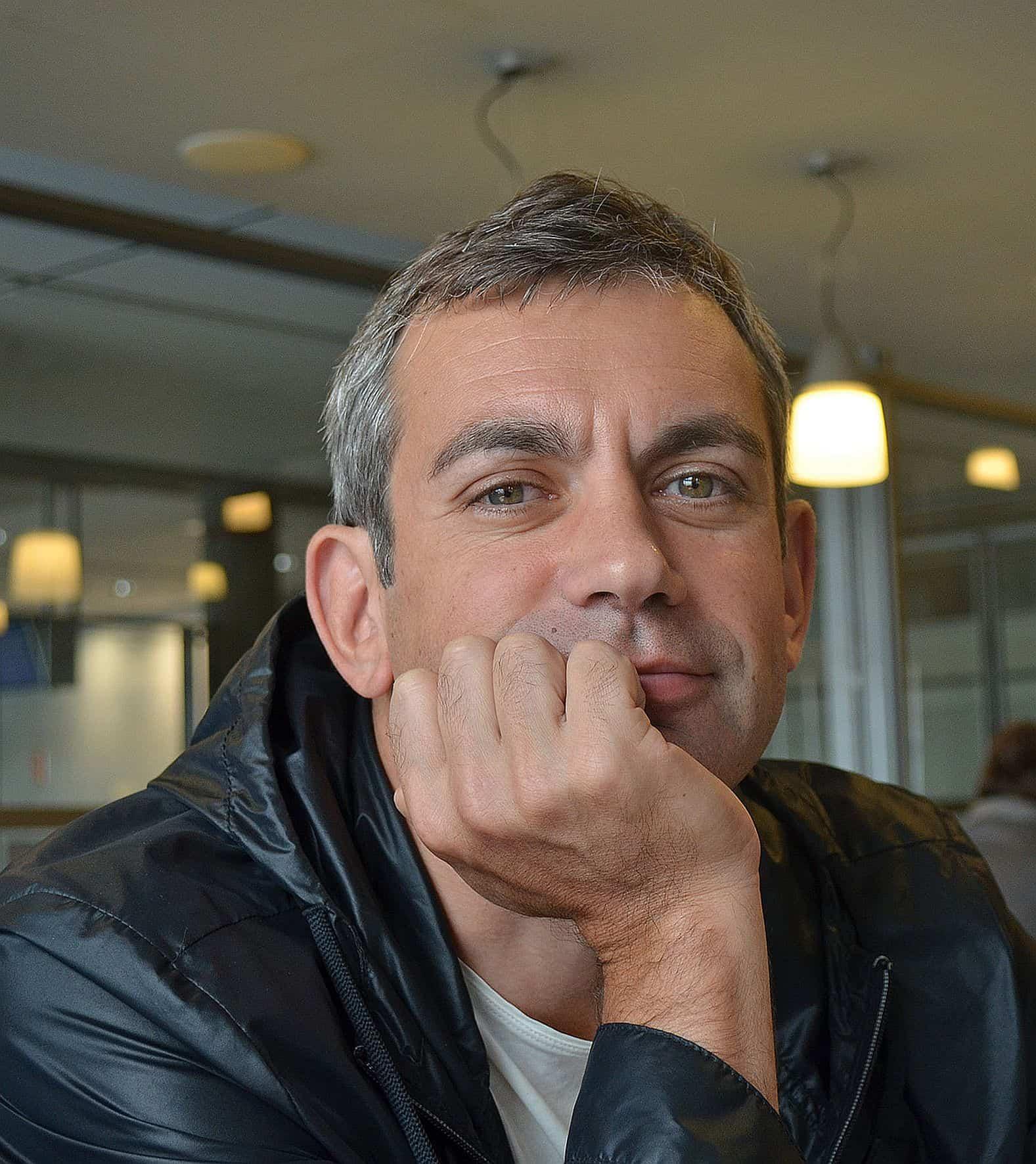 Wladimir Kaminer am 2.12. im Antoniushaus