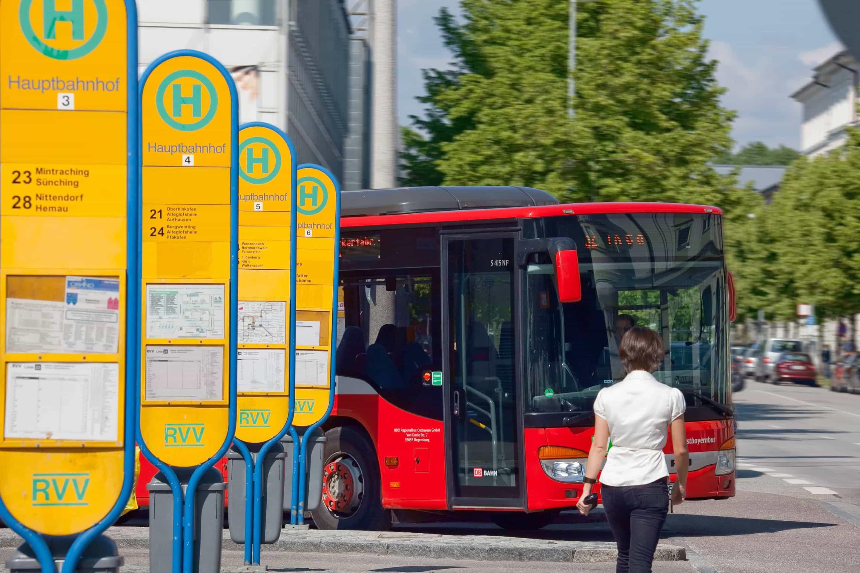 Neuordnung des Regionalbusverkehrs am Regensburger Hauptbahnhof
