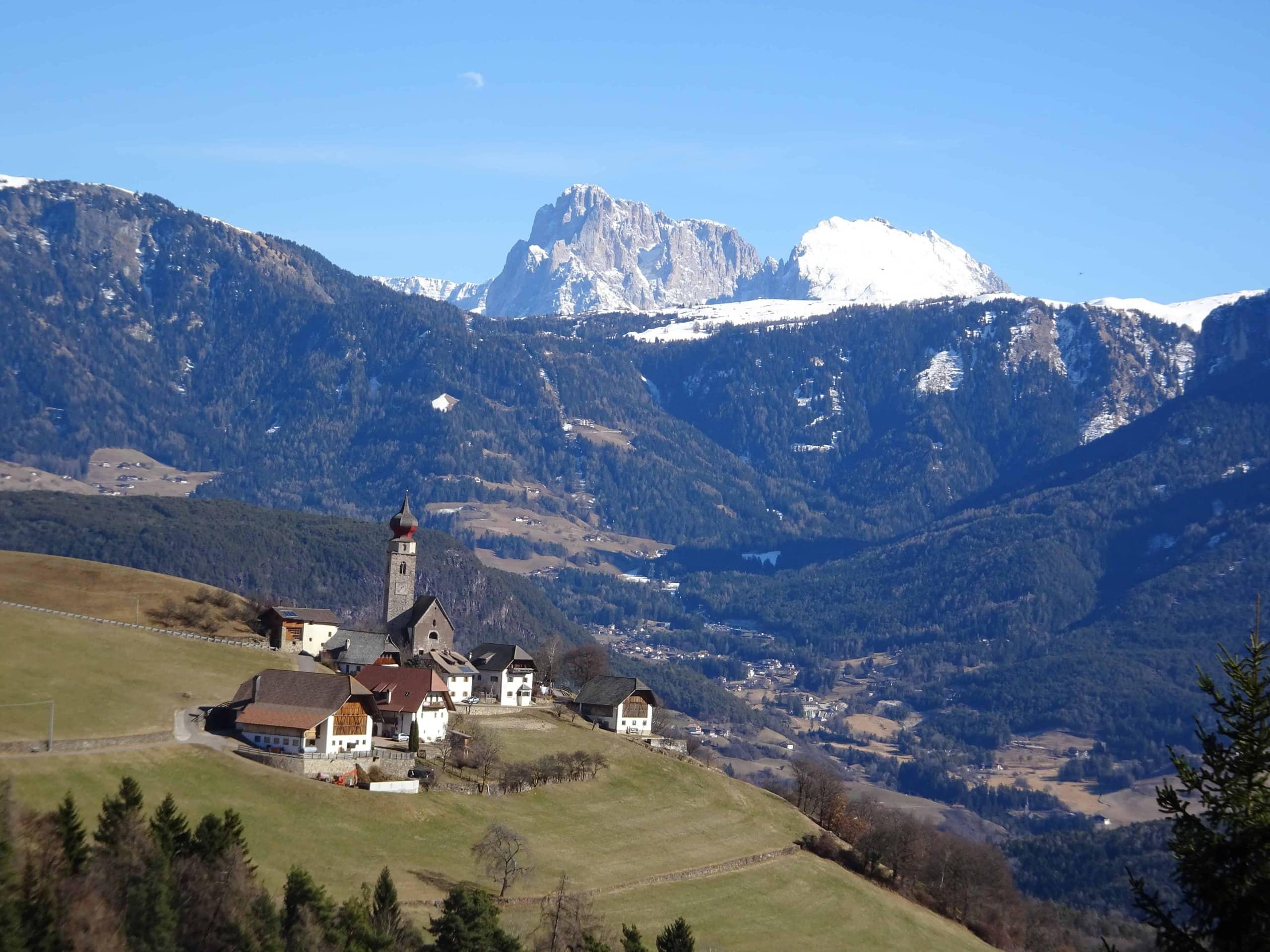 Mit Reisekreativ nach Südtirol