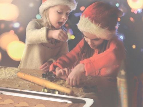 Stimmungsvolle Weihnachtsbäckerei im Alex-Center Regensburg