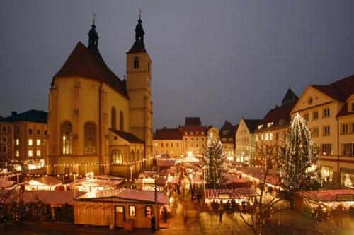 Regensburger Christkindlmarkt: Am Montag geht's los