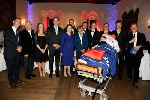 Erstes Regensburger Charity-Dinner mit vielen prominenten Gästen