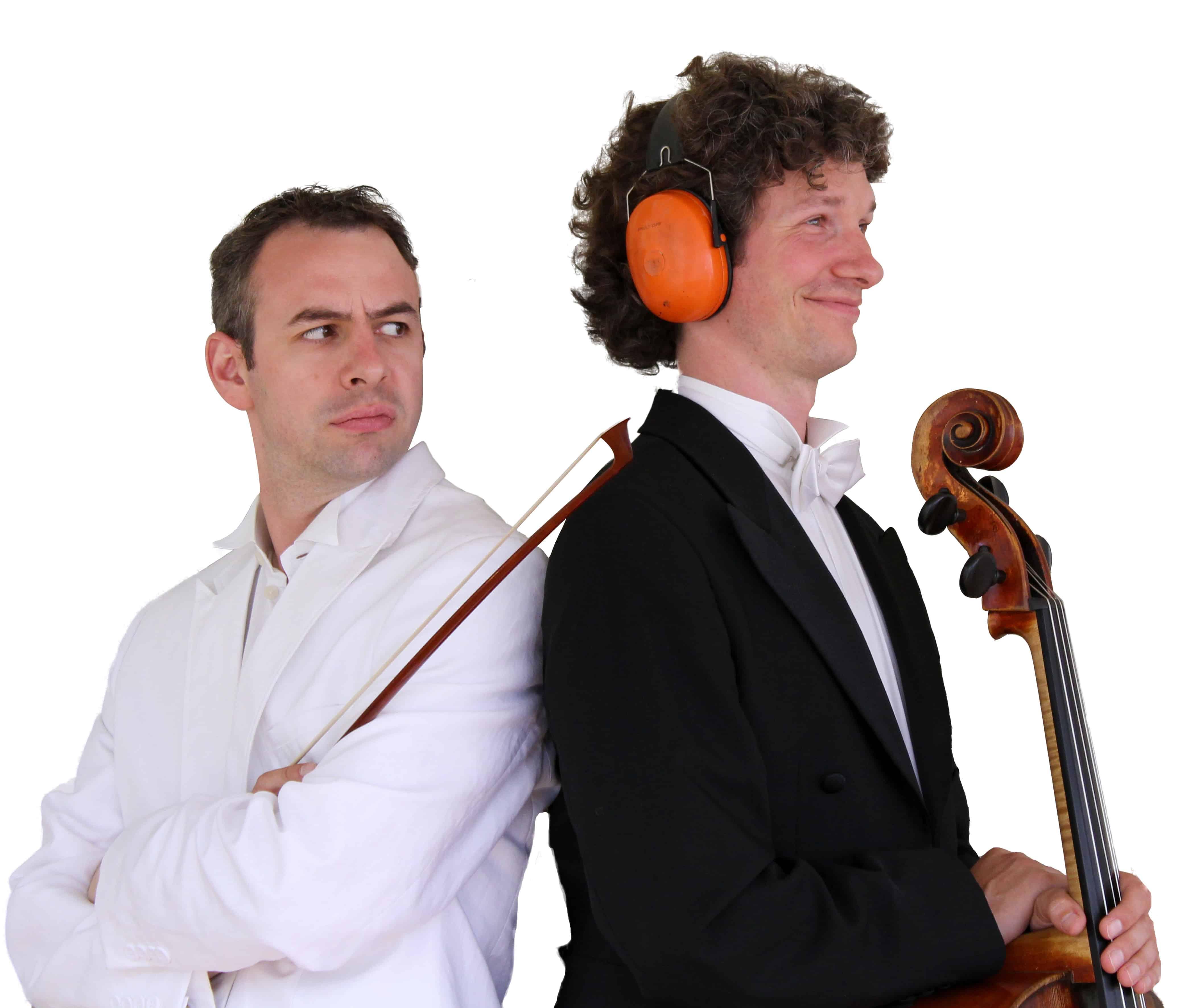 Duo Calva gastiert mit Best of-Tournee am 5. Januar im Turmtheater Regensburg