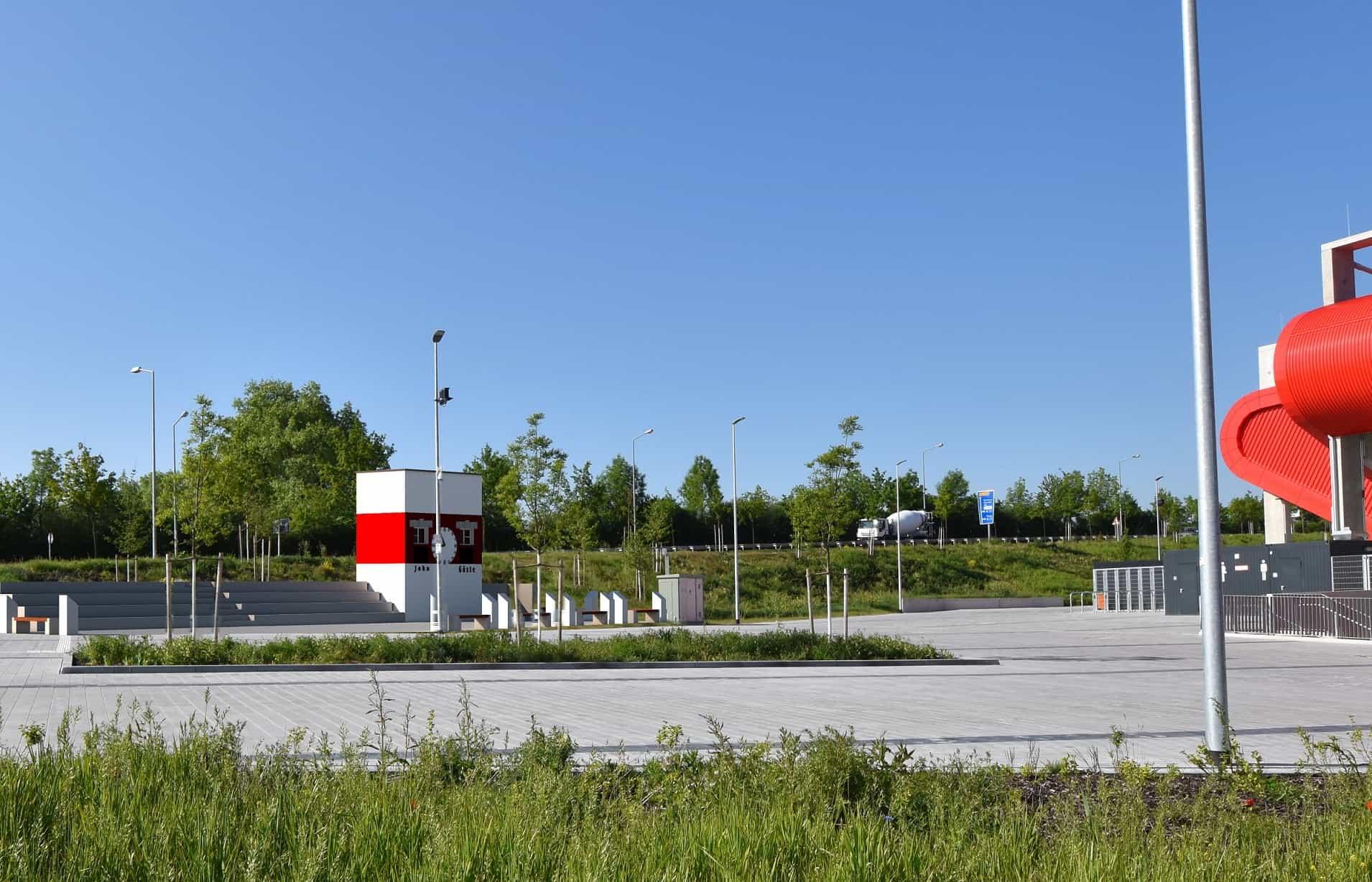 Jahn-Turm als Markenzeichen und Identifikationssymbol
