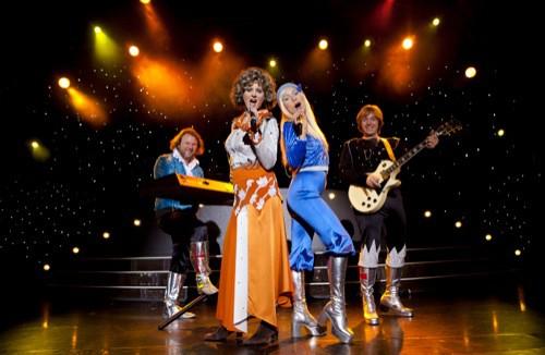 Februar 2018: ABBA-Musical gastiert in Regensburg