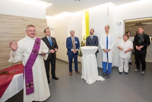 Hightech für Herzkatheterlabor am Krankenhaus St. Josef in Regensburg