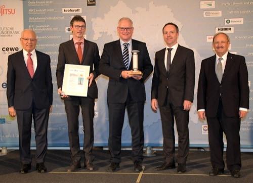 Bayerischer Mittelstandspreis für DV Immobilien Gruppe in Regensburg