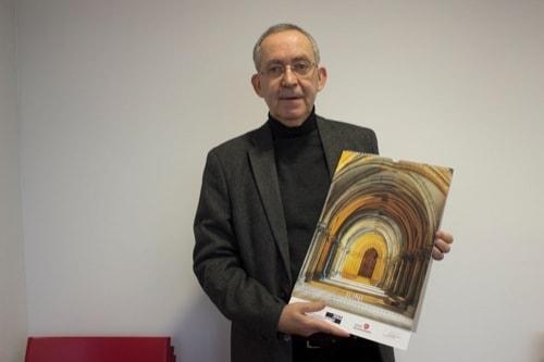 Regensburger Kalender über Basilika St. Emmeram