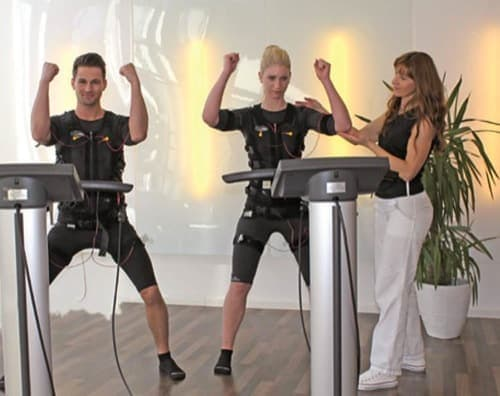 Bodystreet in Regensburg: EMS-Training ist voll im Fitnesstrend