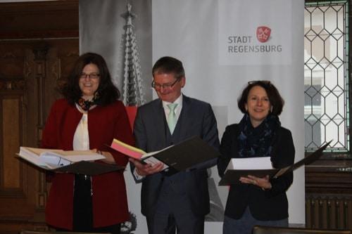 Stadt Regensburg präsentiert Investitionsprogramm für 2017 bis 2021