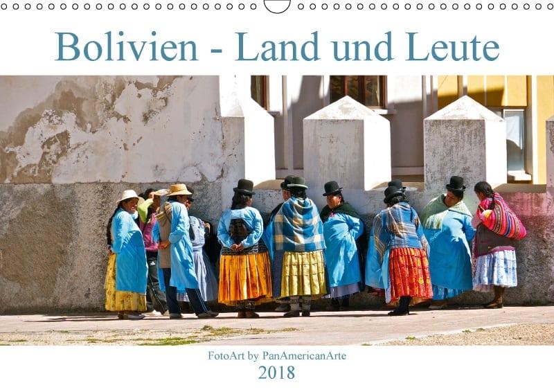 Jahreskalender 2018 von Michael Schäffer