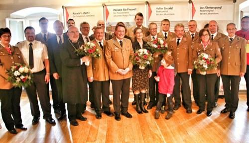 Neuer Regionalvorstand bei den Johannitern in Ostbayern
