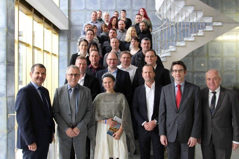 Berufsförderungswerk Eckert verabschiedet 127 Absolventen