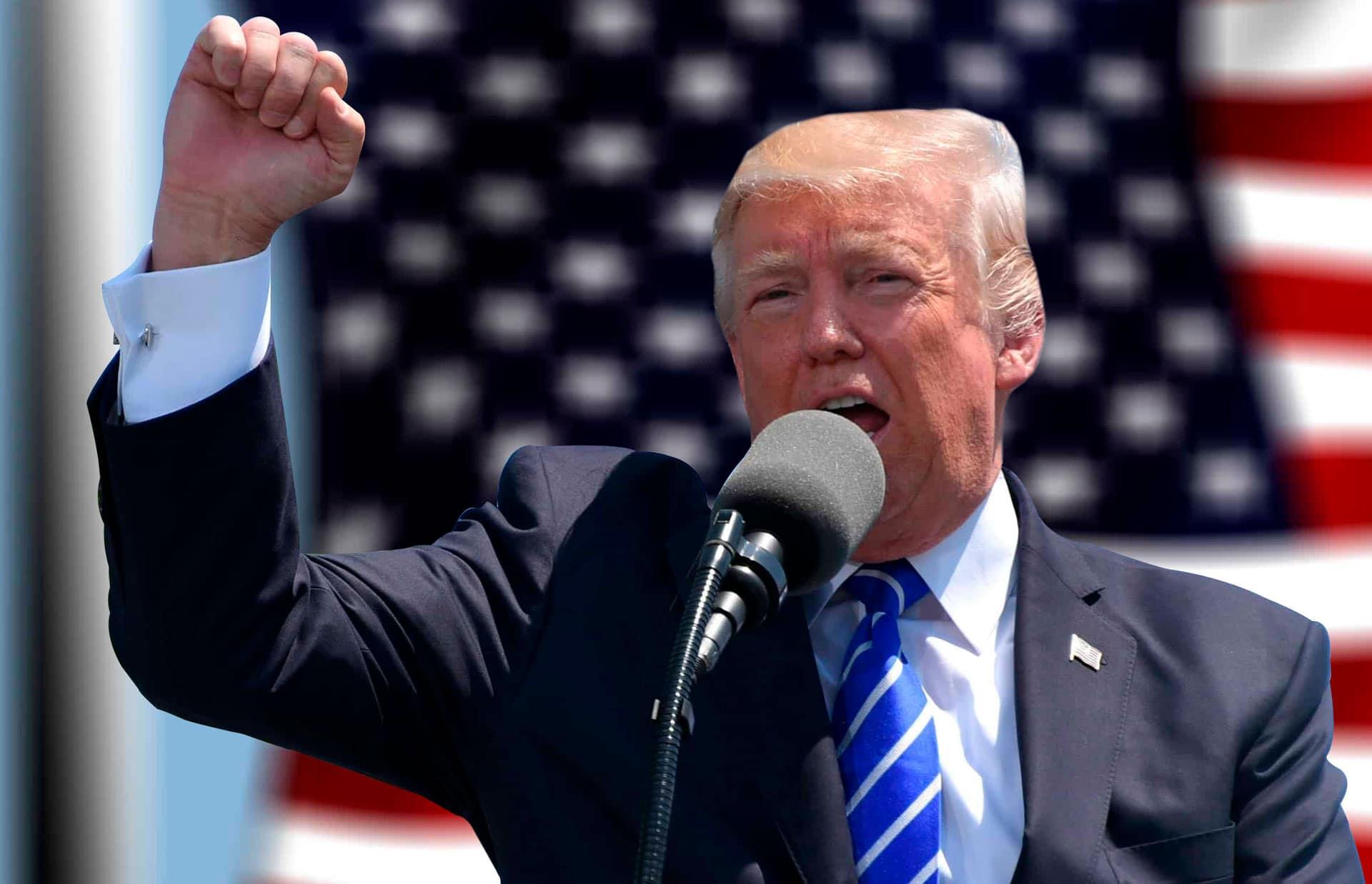 Welche Auswirkungen die US-Strategie von Präsident Donald Trump auf ostbayerische Unternehmen hat Trump und der Freihandel