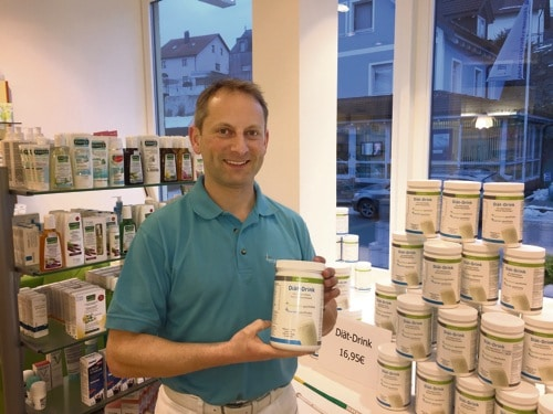 Leicht zur Idealfigur mit Dr. Koelwels Diät-Drink