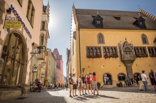 Die Tourismusbilanz Regensburgs fällt für das Jahr 2017 positiv aus