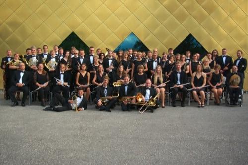 Bläserphilharmonie Regensburg gibt ein Konzert im Aurelium