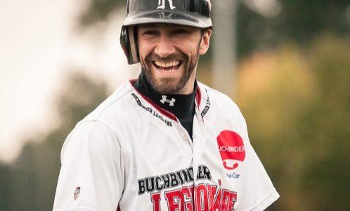 Baseball: Buchbinder Legionäre verstärken Bundesligakader