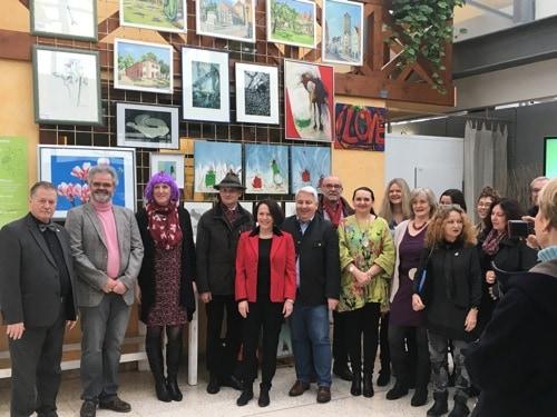 Bis 16. Februar: Valentinade 2018 in Bellandris Haubensak in Regensburg