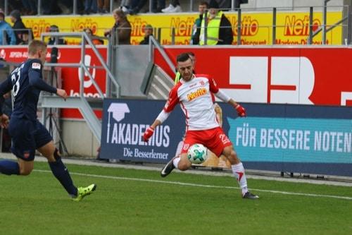 2. Fußball-Bundesliga: Jahn Regensburg will bei Dynamo Dresden weiter punkten