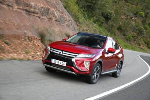 Den neuen Mitsubishi Eclipse Cross gibt es exklusiv bei Auto Landsmann in Regensburg