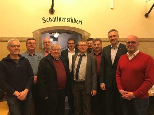 Regensburger Straßenbahnfreunde auf der Zielgeraden