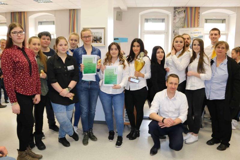 Private Schulen Breitschaft: Hausmesse für Übungsunternehmen