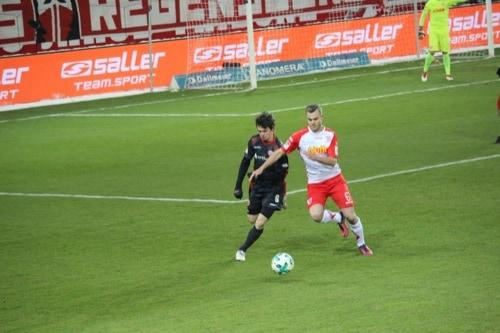 2. Fußball-Bundesliga: Jahn Regensburg zu Gast bei Eintracht Braunschweig