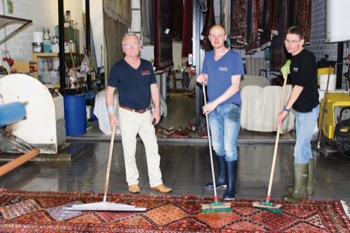 Exquisit Teppichwäscherei Schuhbießer in Regensburg: Frühjahrs-Kur für meinen Teppich