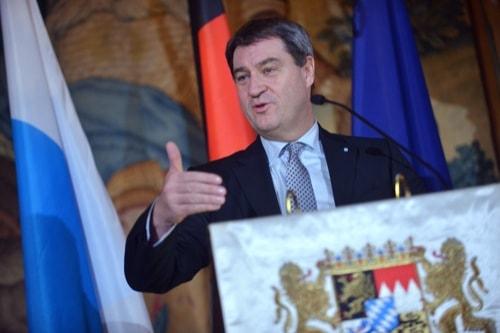 Im großen Blizz-Interview spricht der Franke Dr. Markus Söder offen über seine Pläne als Ministerpräsident