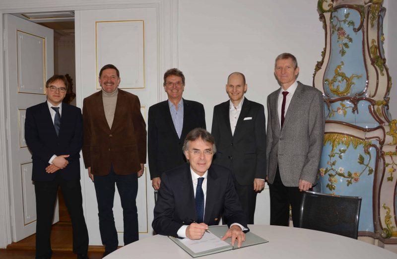 Inklusionsvereinbarung für Schulen in der Oberpfalz
