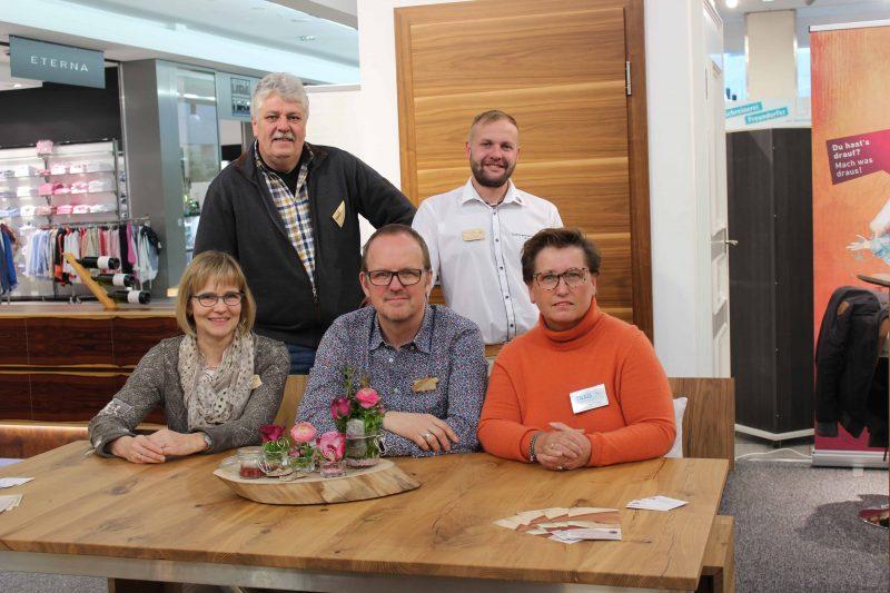 Meisterschreinereien präsentierten sich im Donau-Einkaufszentrum