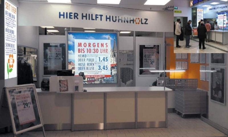 Huhnholz: Moderne Textilpflege